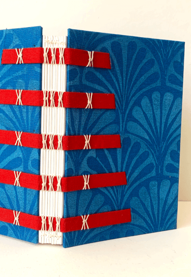 DIY Bookbinding: Make Your Own Butterfly Knot Journal