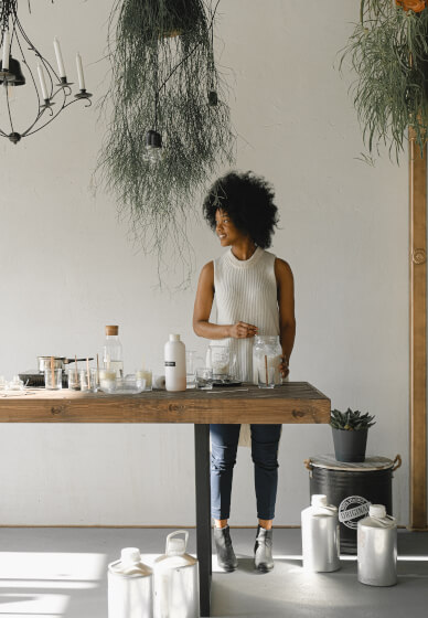 DIY Eco and Toxic-free Home Products Making Class