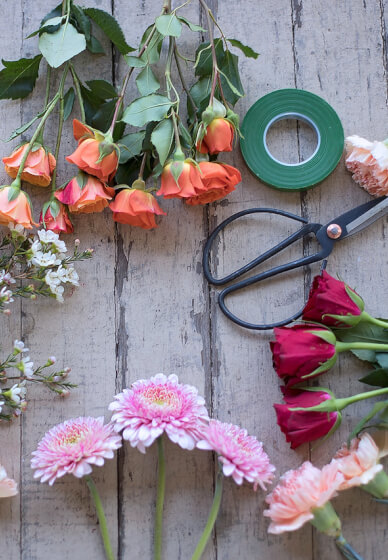 DIY Flower Crown Workshop