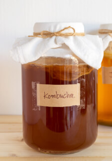 DIY Kombucha Class: the Mighty Booch