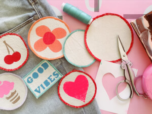DIY Patch Workshop