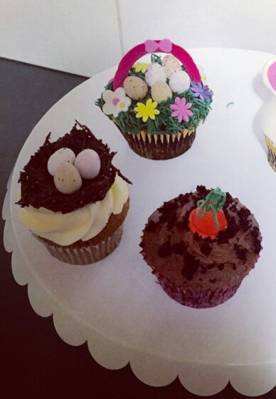 Easter Cupcake Decorating Class for Beginners