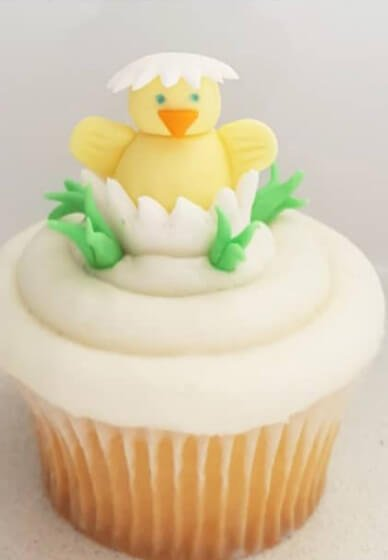 Easter Cupcakes and Cookies Decorating Class