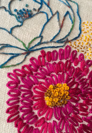 Embroidery and Embellishment Sewing Workshop