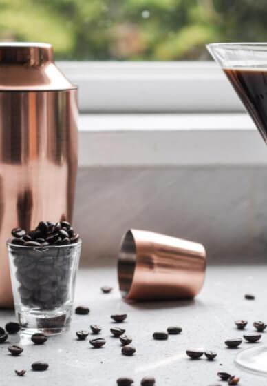 Espresso Martini Cocktail Masterclass (Mobile)