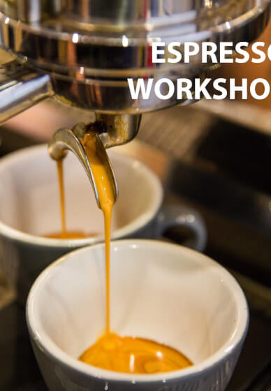 Espresso Workshop