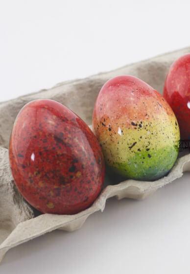 Family Ceramic Painting Workshop: Easter Eggs