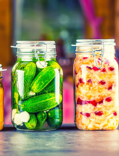 Ferment and Pickle Vegetables at Home
