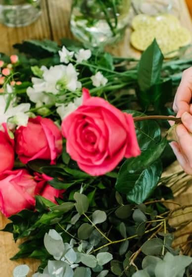 Floral Design Course: Block A