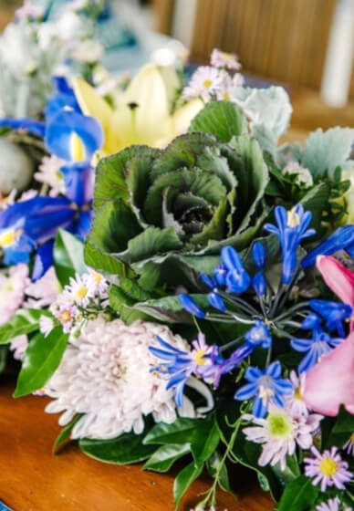 Floral Table Centrepiece Workshop