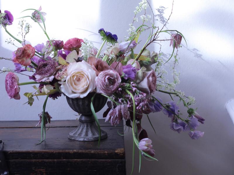 Flower Centrepiece Class
