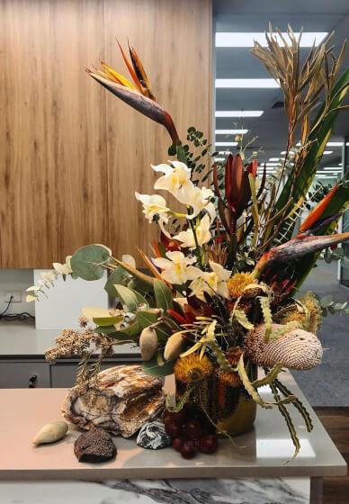 Flower Gift Bouquet Workshop