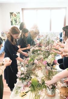 Everlasting Dried Flower Bouquet Class Canberra Classbento