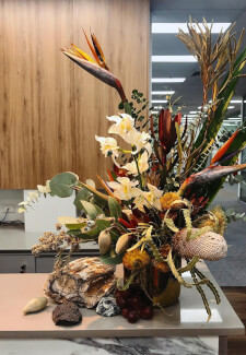 Flower Vase Arrangement Workshop