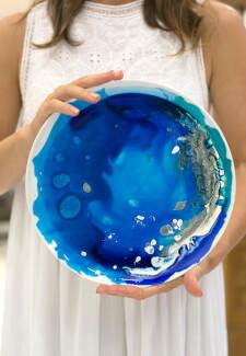 Resin Art classes Sydney | Resin Art workshops | ClassBento