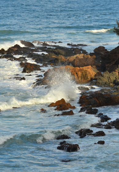 Full Day Oil Painting Class: Painting Waves