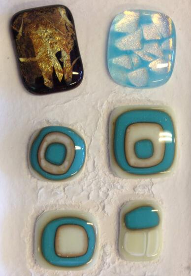 Fused Glass Jewellery Class