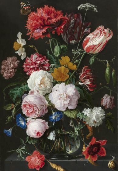 Gardening and Floristy Class: Dutch Master