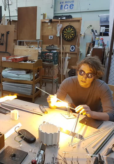 Glass Blowing Beginners Workshop (Two Days)