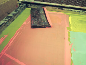 Gocco Screen Printing Workshop