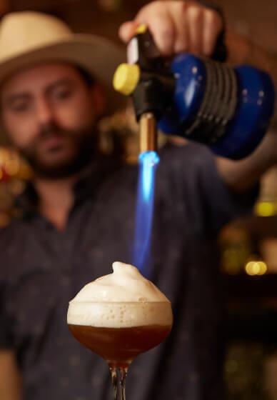 Group Cocktail Making Class - Button Bar