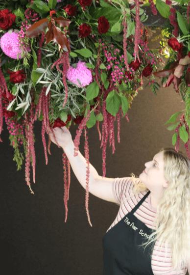 Hanging Floral Installation Workshop
