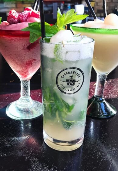 Havana Beach Cocktail Class