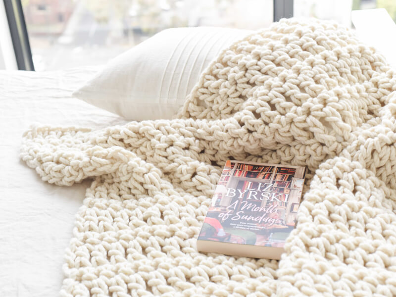 How To Crochet A Chunky Blanket Melbourne Experiences Classbento
