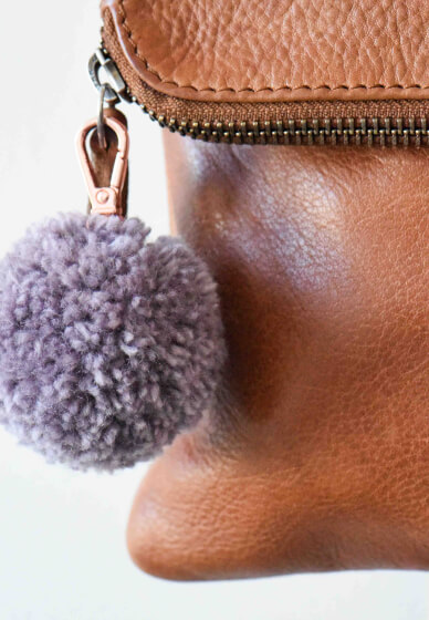 How to Make Full Pompoms That Don't Fall Apart
