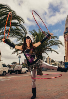 Hula Hoop Workshop for Adults