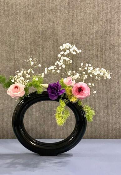 Ikebana Floral Art Class