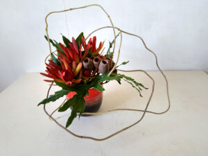 Ikebana Flower Arranging Class for Beginners
