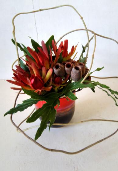 Ikebana Flower Arranging Class for Beginners
