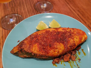 Indian (Mangalorean) Fish Fry Class