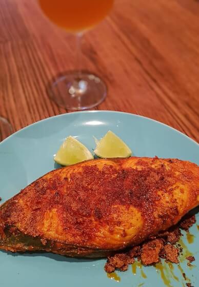 Indian (Mangalorean) Fish Fry Class