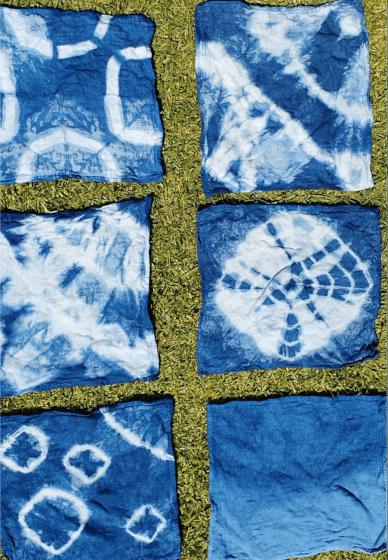 Indigo Dyeing Workshop