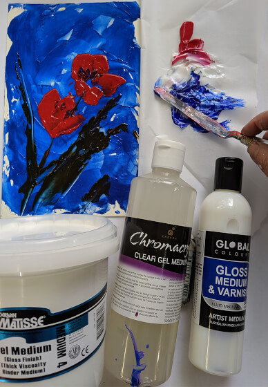 Introduction to Acrylic Painting Workshop