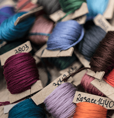 Introduction to Embroidery Workshop