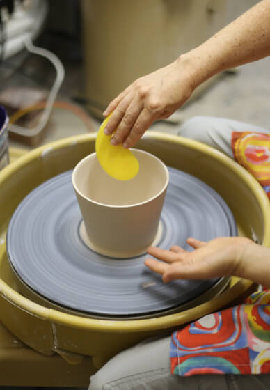 Introduction to Pottery Class