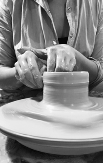 Introduction to Pottery Wheel Class