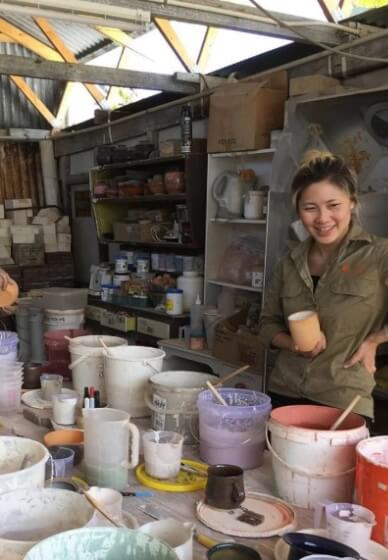 Introductory Pottery Glazing Class