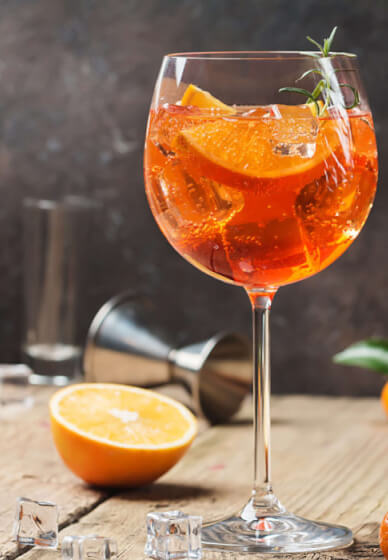 Italian Cocktail Class with Antipasti