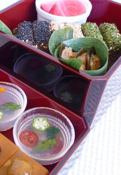 Japanese Osechi Vegan Cooking Class