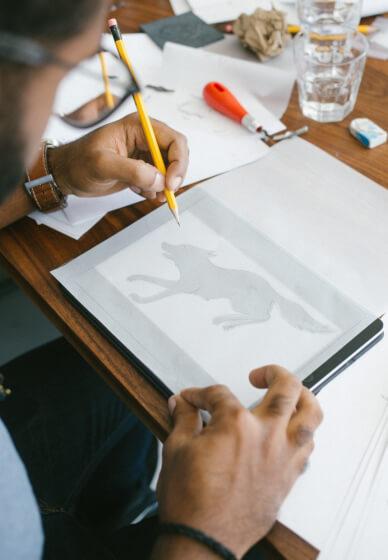Japanese Woodblock Printmaking Workshop