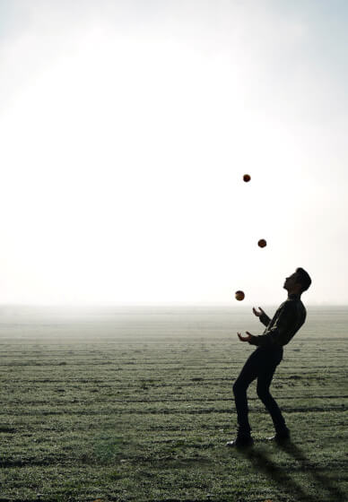 Juggling Class for Beginners