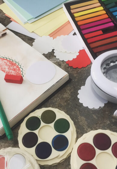 Kids Art and Craft Course (7-12 Years)