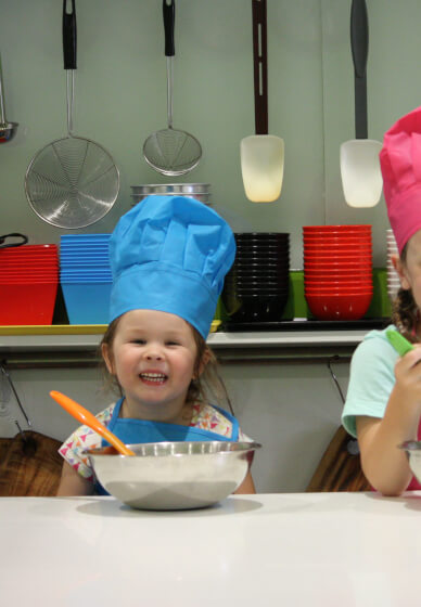 Kids Cooking Class (6-9 Years)