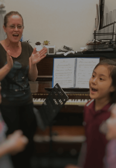 Kids Group Singing Course (7-12 Years)