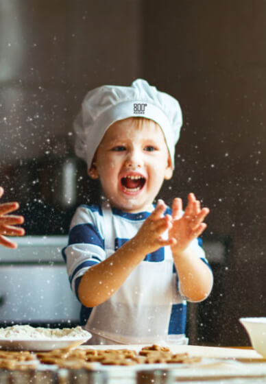 Kids Pizza Making Class (7+ Years) - Gold Coast
