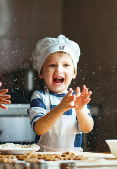 Kids Pizza Making Class (7+ Years) - Gold Coast